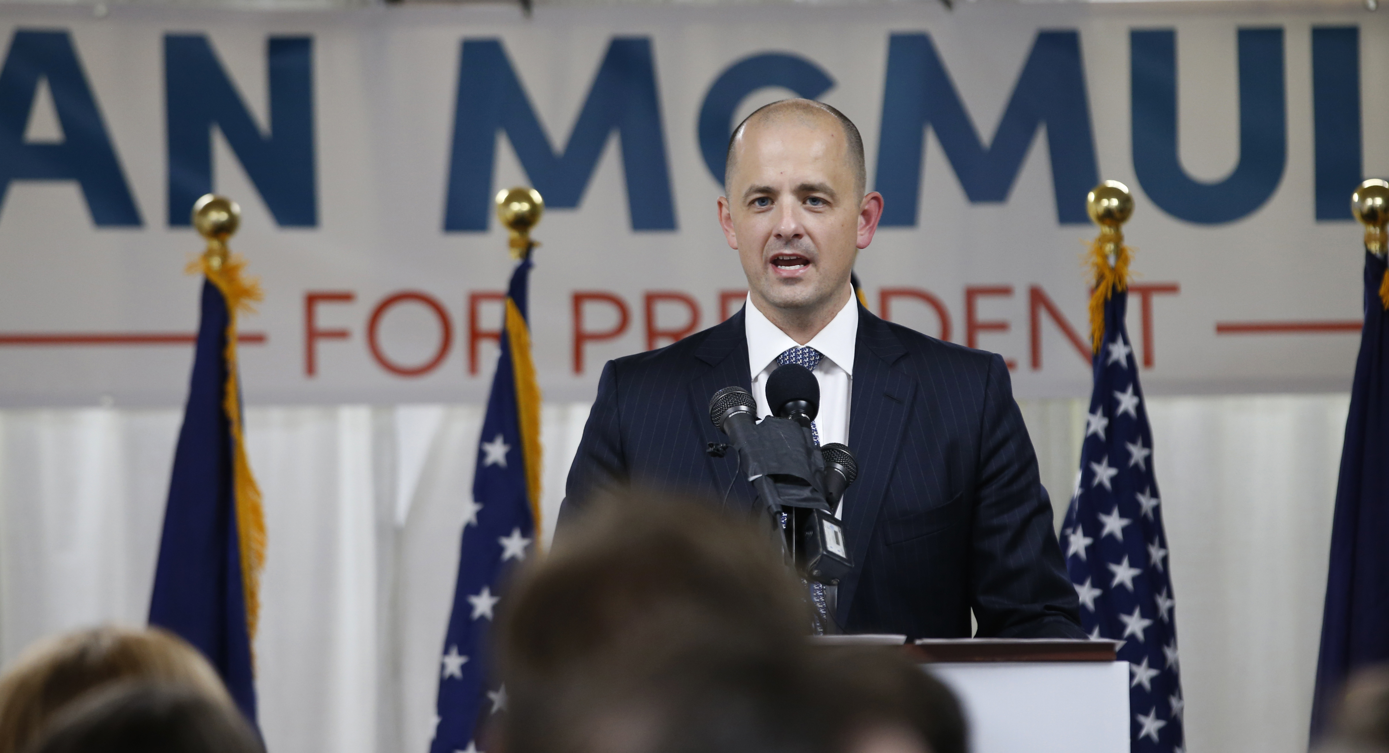 Evan McMullin (Photo: George Frey/Getty Images)